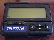 pager