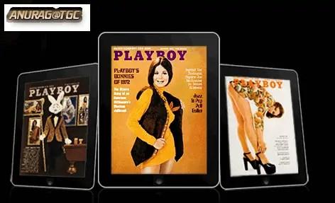Playbook Magazine App for iPad