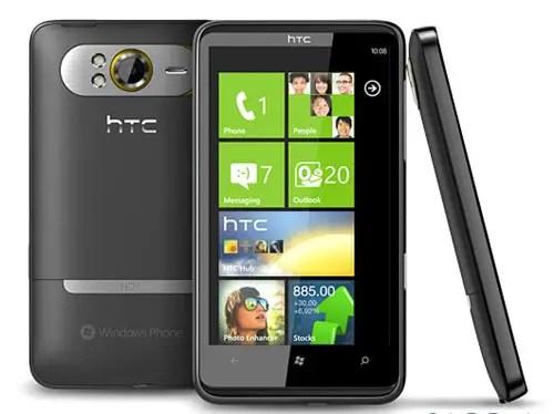 HTC HD 7S