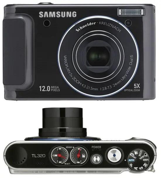 Samsung Point & Shoot camera
