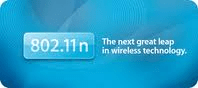 802.11n wireless technology
