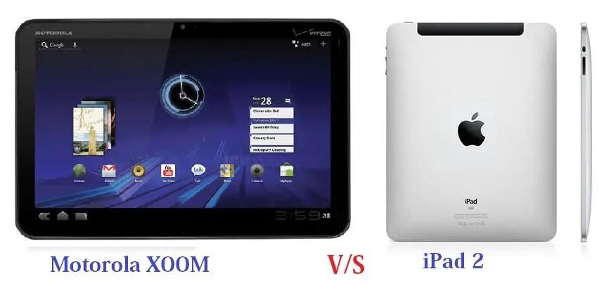 apple-ipad-2-vs-motorola-xoom comparison