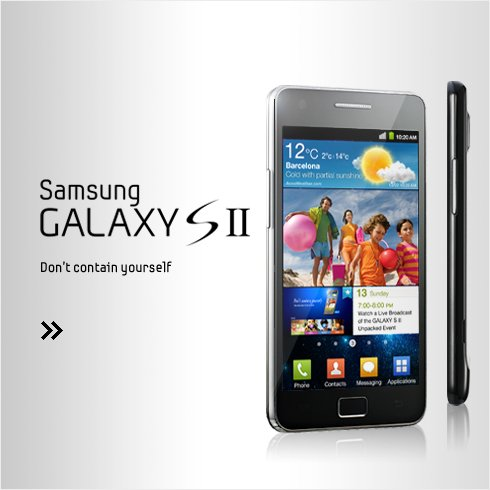 Galaxy S2 screen-shot