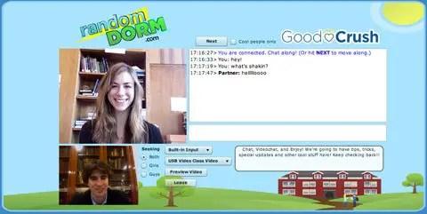 randomdorm chat tool