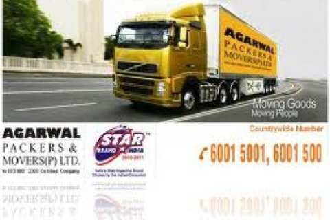 top five Packers and Movers in India