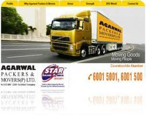 Packers and Movers-India