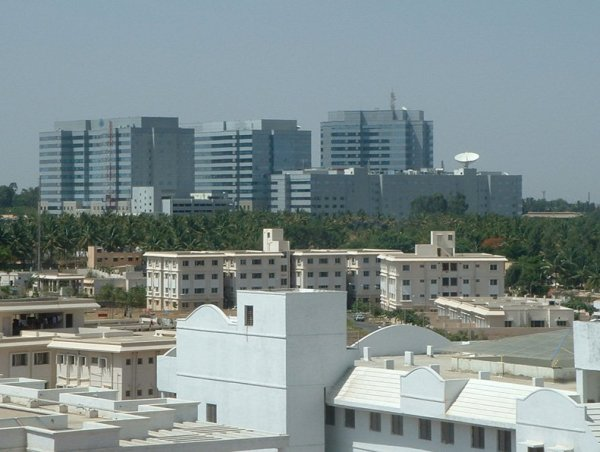 Top Information Technology Parks in India