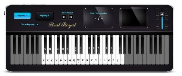 Real Royal Piano
