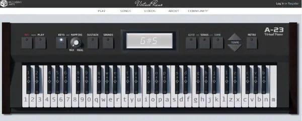 Recursive Arts Piano