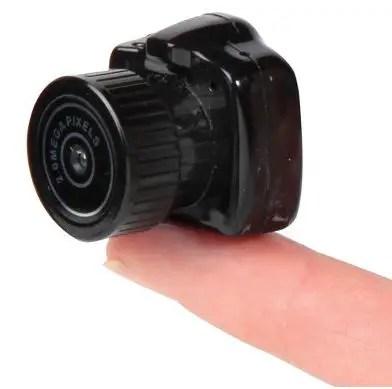 smallest camera