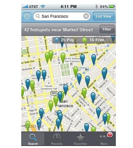 Top 4 best Apps for mobile Wi-Fi