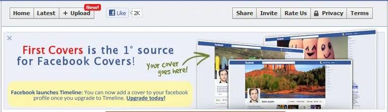 5 Websites that Let You Create Facebook Cover for Timeline