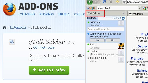 How to Chat on Google Talk Without Gtalk or Gmail