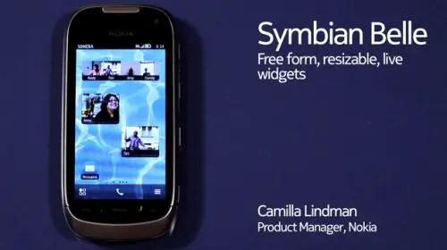 Symbian-Belle-Nokia OS