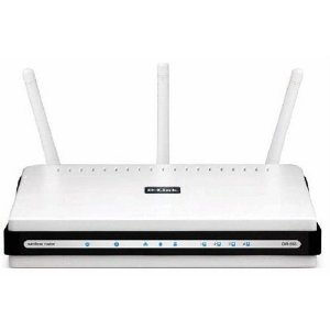 D-Link DIR-655 Extreme N Gigabit Wireless Router