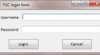 Coding a login form in VB NET (Soruce Code with error