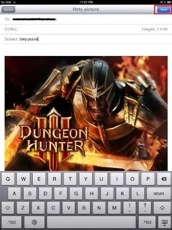 how to take a screenshot with ipad