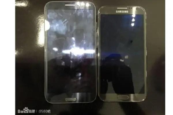 Galaxy Note 2 vs Galaxy Note 3 unconfirmed