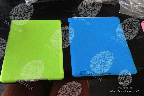 Tactus iPad 5 case leak