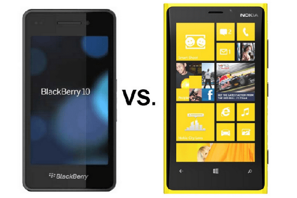 Windows Phone overtakes BlackBerry to come third, BB ...
