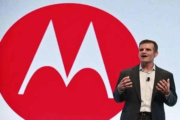 Motorola CEO