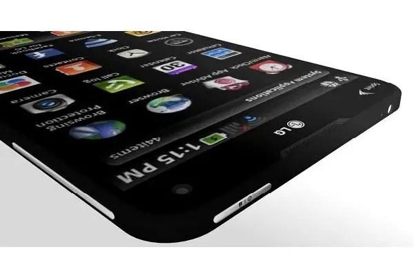 LG Smartphone tease