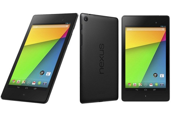 New Google Nexus 7 tablet official specifications ...