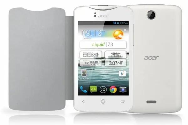 acer-liquid-z3-white