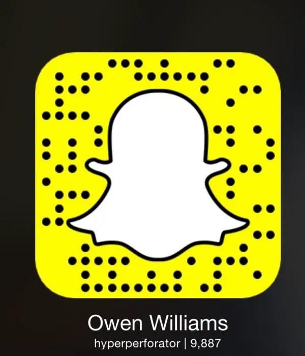 add friends on Snapchat