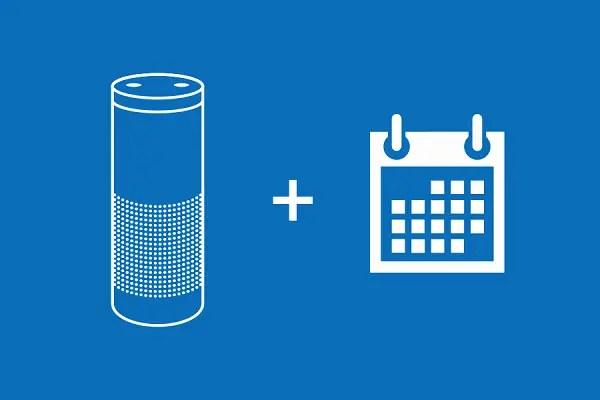 Integrate Calendar with Amazon Alexa