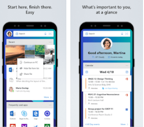 How to set Lock screen wallpaper using Microsoft Launcher on