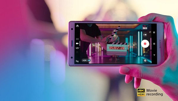 Install Android P update on Sony Xperia XZ2
