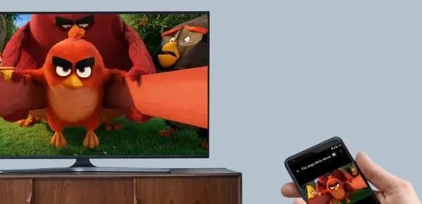 setup Chromecast with anAndroid phone