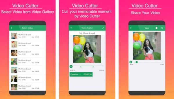 Video Cutter App for Android