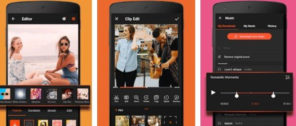 VideoShow Lite Android App