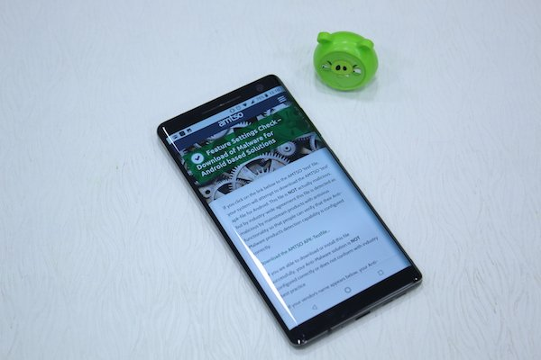 Android Security Check