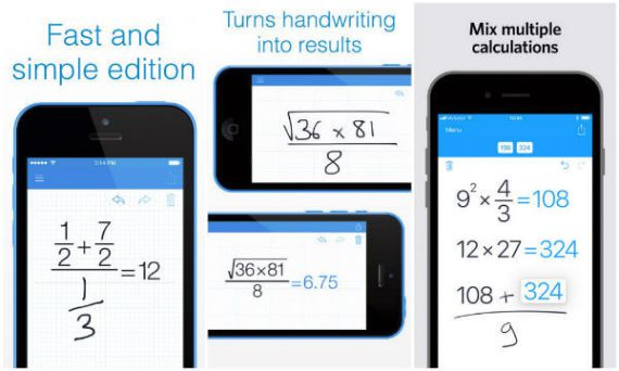 MyScript-Calculator