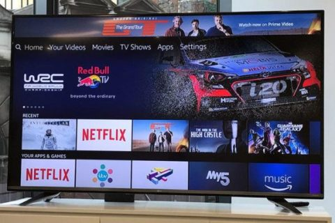 cast media from Android to Amazon Fire TV