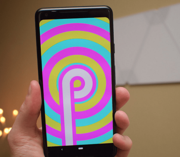 Android 9 Pie Lockdown Mode