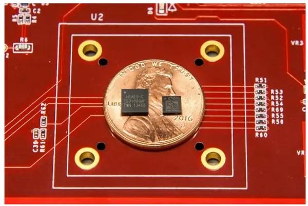 Titan security chip