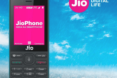 JIO Phone Call Forearding