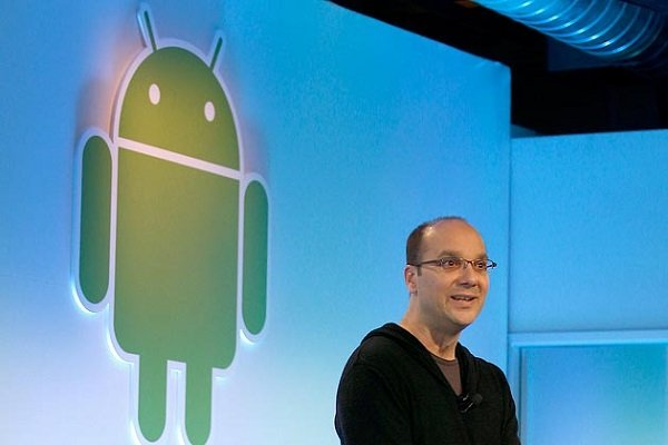 Andy Rubin, the founder of Android