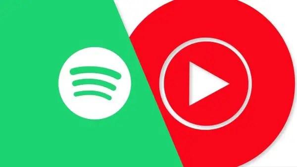 Spotify or YouTube Music in Alarm Clock App