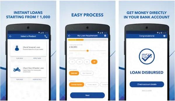 Instant Personal Loan App – Indiabulls Dhani