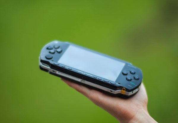List of Homebrew PSP Games