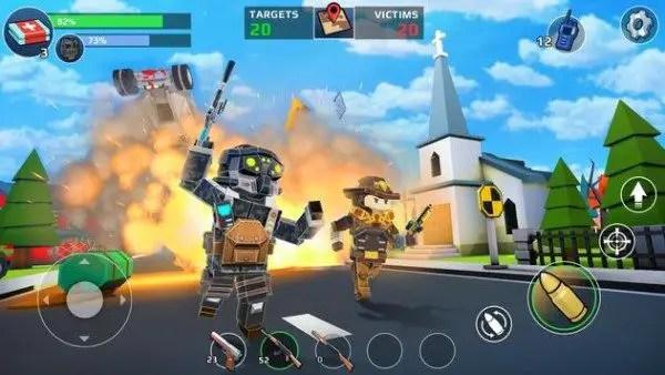 Pixel's Unkown Battle Grounds Best PUBG alternative game