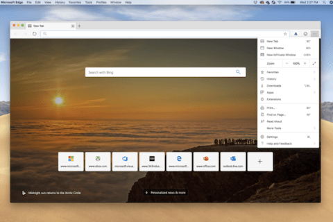 Microsoft Edge macOS installation and update errors