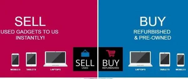 Sell used phones on Budli
