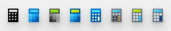 Windows 10 gets new set of icons under Fluent Design System