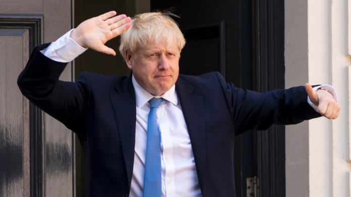 BREAKING: British British Prime Boris Johnson 'Discharged From Hospital' - Covid-19
